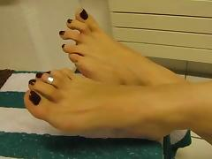 Mamacita sexy feet