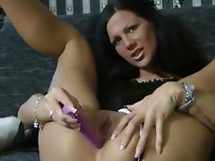 Sexxy German Toys Ass