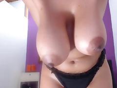 Incredible Big Boobs Nipples