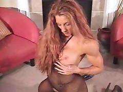 Lindsay Mulinazzi Crotchless Fun