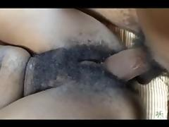 Hairy Ebony, Black, Ebony, Hairy, Fur, Unshaved