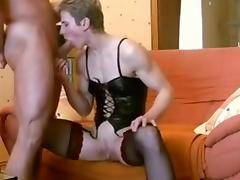 german bitch gets assfucked