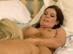 Two Hot And SeXy Mature Lesbians Clip