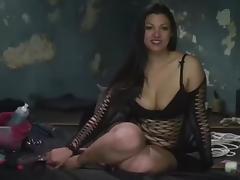 Hot chick having sex camera