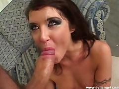 Wet And Wild Huge Cock Sucking In A Hardcore Blowjob Compilation