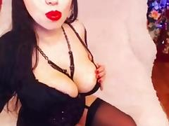 best busty model webcam