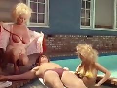 BUNNY BLEU, HELGA SVEN, SUE LION - 1986