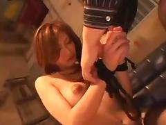 Japanese video 247 The woman who is considered to be a slave