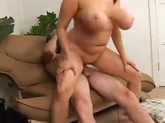 Mother, Big Tits, Blowjob, Boobs, Fucking, Mature