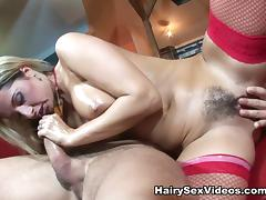 All, Big Cock, Blonde, Drilled, Fucking, Hairy