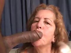 Black Granny, Big Cock, Black, Ebony, Horny, Interracial