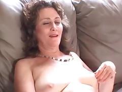 Hot granny solo