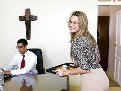 New Secretary Karen