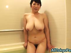 Asian Mature, Asian, Blowjob, Fingering, Hairy, Hardcore
