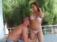 All, Asian, Banging, Bikini, Blowjob, Couple