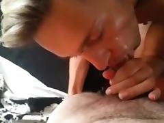 Rave Twink Blows and Swallows Older