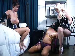 Summer Cummings Bdsm Bondage Latex Mistress porn video