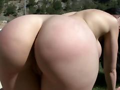 Uncensored titty fuck and fellatio