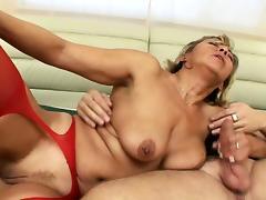 Pussylips, Blonde, Blowjob, Hardcore, Horny, Mature