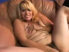 Mature Blonde Whore With A Bush Craves Sex