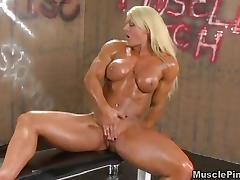 Lisa Cross 05 - Female Bodybuilder