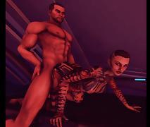 Mass Effect Fuck Fest Final Version