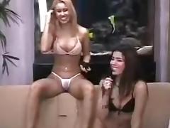 Cam Erica Vieira & Catia Carvalho