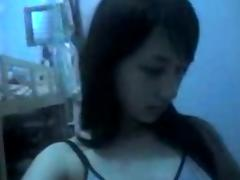 indonesia- anak sma pamer tubuh