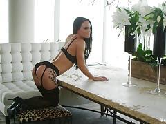 Undressing, Ass, Bra, Cowgirl, Erotic, Lingerie