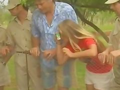 Blondie Kruger Park porn video