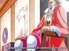 Anime, Anime, Big Tits, Creampie, Hentai