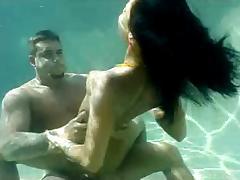 Nice Fuck Underwater!