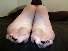 Toes, Amateur, Sex, Softcore, Toes