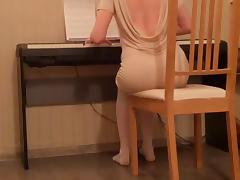 Piano, Amateur, British, Piano, Stockings