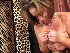 Big Titty Step Mom Handjob