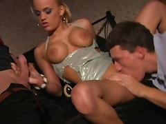 All, Anal, Blonde, Double Penetration