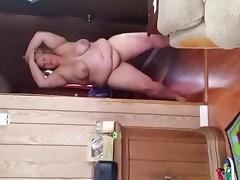 BBW Strips and Dances