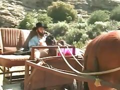 Amish Guy fucked a Ebony Outdoor