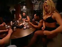 Trish Stratus Strip Poker Segment