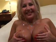mature slut is greedy for cocks