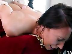 Round ass Rachel Starr