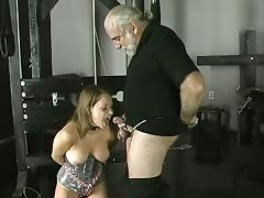 Bound, BDSM, Bound, Brunette, Choking, Gagging