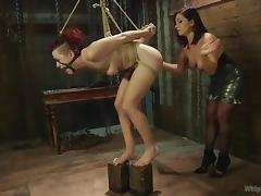 ingrid gets her butt hole stuffed