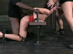 Perv Babe Bondage Fuck