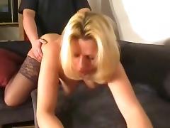 Blonde, Anal, Blonde, Hardcore