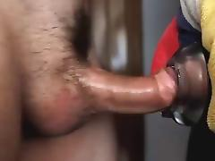 fleshlight fuck and cum