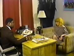 Deliah, Marita Ekberg, Sahara in vintage porn movie