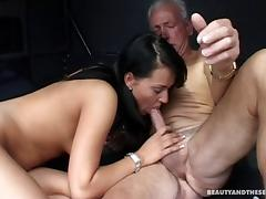 Mom and Boy, Anal, Babe, Blowjob, Couple, Cowgirl