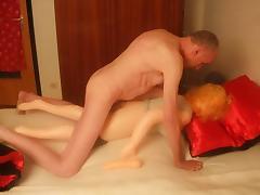 Gaby II - Heimlich anal