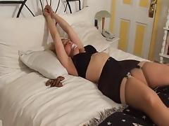Bondage, BDSM, Bondage, Pantyhose